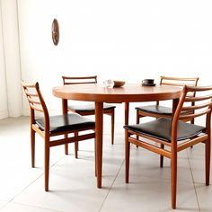 Dining table by Kai Kristiansen