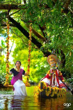 Onam Pictures, Nature Pictures, Beautiful Pictures, Couple Picture Poses, Couple Pictures, Girl Pictures, Girl Pics, Onam Festival Kerala, Exotic Beaches