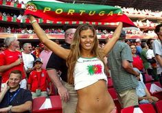 Portuguese Fan #photos #photography #soccer #sports #portugal