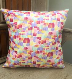 Contemporary Pillow Covers, Modern Pillow Covers, Multi cooor Pillows, Covers ONLY, Chair Throw Pillows, Home Decor Contemporary Pillow Covers, Modern Pillow Covers, Modern Pillows, Buy Pillows, Throw Pillows, Christmas Pillow, Pillow Forms, Joann Fabrics, Dog Lover Gifts