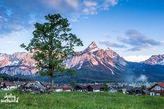 Ehrwald in Tirol - Die Zugspitzarena