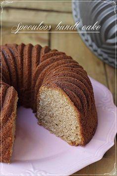 Speculoos bundt cake {by Paula, Con las Zarpas en la Masa}