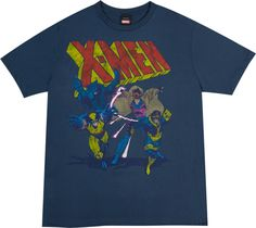 90s Cartoon X-Men Shirt