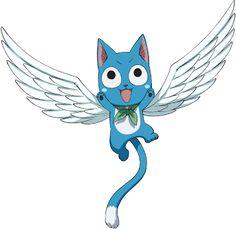 Fairy+Tail+Happy | Fairy Tail.