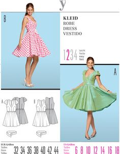 Love! Got the pattern, just need the time. and to be done with all the other projects.Great for a 50's party