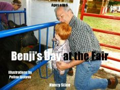 Benji's Day at the Fair: Ages 0 to 5 (Benji and Poppy Books for Children) by Nancy Stine, http://www.amazon.com/dp/B00J0MNWAE/ref=cm_sw_r_pi_dp_7k0ptb0YDJCX6