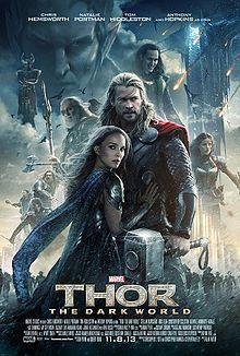 Thor: The Dark World / マイティ・ソー ダーク・ワールド