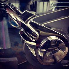 #MetalFabrication for #classic #JClass #yacht #SYVelsheda.  www.vcmetalwork.com