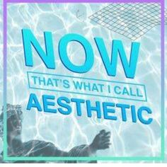 Now That's What I Call Aesthetic @DoodlieNoodlie ✨