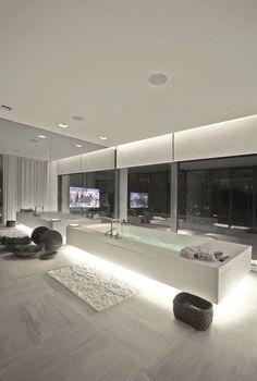 Amazing Modern Futuristic Furniture Design and Concept 69 Bathroom Interior, Interior Design Living Room, Modern Interior, Interior Photo, Asian Interior, Interior Lighting, Home Luxury, Luxury Decor, Luxury Cars