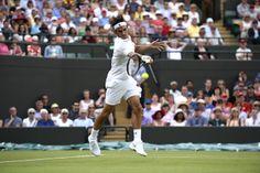 Roger Federer - Florian Eisele/AELTC Wimbledon 2014.