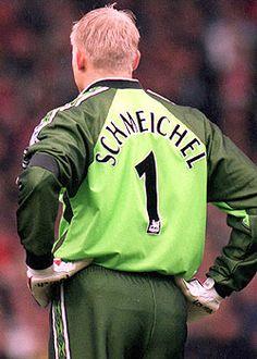 Peter Schmeichel - United Legend