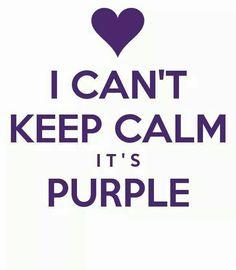 Love purple ♡