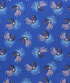 Liberty Art Fabrics Firework Floral Tana Lawn Cotton | Fabric | Liberty.co.uk