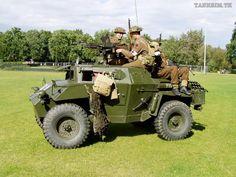 Humber Mk.I Scout Car, 4x4 UK