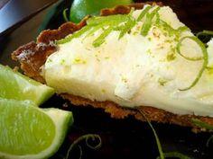 Receita de Torta de limão diet do Rappanui Gastronomia - Tudo Gostoso