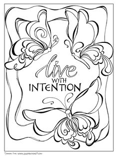 Hi Everyone, Last week I drove back to South Florida to attend the press run for the reprinting . Quote Coloring Pages, Colouring Pages, Adult Coloring Pages, Coloring Books, Doodle Coloring, Free Coloring, Color Quotes, Bible Art, Bible Scriptures
