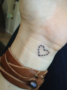 i don't usually like little cutesy tattoos, but this is alright :)