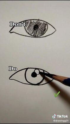 Art Drawings Beautiful, Art Drawings Sketches Simple, Pencil Art Drawings, How To Draw Sketches, Art To Draw, How Draw, Cool Simple Drawings, Easy Realistic Drawings, How To Sketch