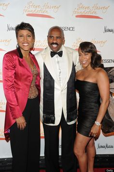 Robin Roberts Enters Hospital For Treatment Celebrities, African American Women, Robin, Robin Roberts, Middle Age Fashion, Steve Harvey, Steve, Fashion, Celebrity Style