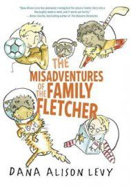 The Misadventures of the Family Fletcher is a heartwarming tale of family and transition, and the author gives due attention to each family member's feelings as they make their way through the year together.  The Fletchers are a fabulous family made up of two dads, four sons, and a pack of pets:  • Sporty sixth grader Sam, who is thinking about risking his hard-won popularity to try out for a part in the school play • Fourth grader Eli, who is heading off to a new school for academically…