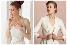 Negli accessori della sposa, come in ogni cosa, ci deve essere equilibrio.