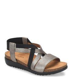Comfortiva Eva Elastic Strap Sandals
