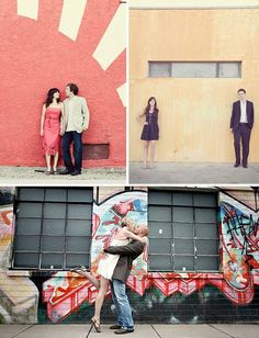 urban engagement photos