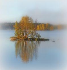 Eräs sumuinen aamu Vanajalla .. #vanaja #sumu #luontokuvaus - Ritva Savolainen (@RitvaSavolaine1)   Twitter