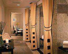 Spa Dressing Rooms