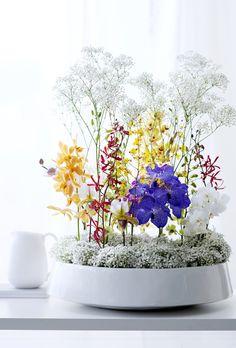 #Orchideen #Inspiration | Blumenbüro