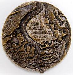 British Academy Medal - British Academy, designed by Ruth Leslie, Glasgow School of Art