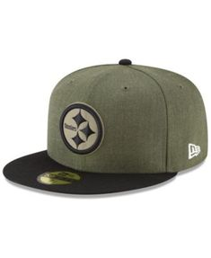 68f79a769b4 New Era Pittsburgh Steelers Salute To Service 59FIFTY FITTED Cap Men -  Sports Fan Shop By Lids - Macy s