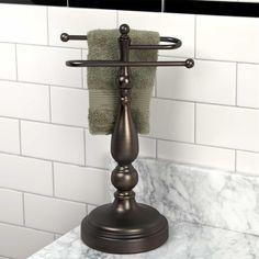 Ridgefield Countertop Towel Bar
