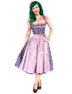 Sonja Fellner costumes dirndl Betty Lilac Purple
