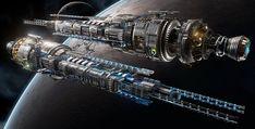 """ArtStation - USR """"Sniper"""" - Fractured Space, Hans Palm"""