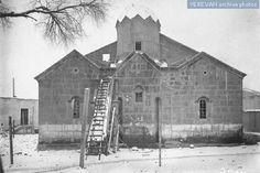 Catolique Church, Yerevan, Armenia, 1937