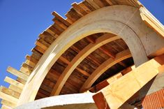 Best Curved Roof Truss Amazing Architecture Pinterest 400 x 300
