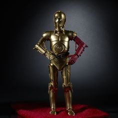 """Hasbro Confirms 6"""" Black Series Force Awakens C-3PO - Daily Star Wars News, Reviews & Discussions Source"""