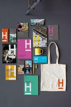 Corporate Design Hochschule Hannover, HsH, Redesign Erscheinungsbild und Corporate Identity, Webdesign, Geschäftspapiere, Logo, Visitenkarten, Briefbogen, Logo Design, Markenberatung, Konzept, Markenkommunikation, Broschüren, Flyer, Prototypen, Online-Sty