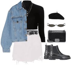 Classic cars and vintage outfits at Gloucester retro festival Kpop Fashion Outfits, Hipster Outfits, Grunge Outfits, Teen Fashion, Stylish Outfits, Hipster Clothing, Punk Fashion, Fashion Dresses, Polyvore Outfits