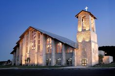St Anthony Claret, Church Architecture, Architecture Design, St Anthony's, Modern Church, Architectural Services, Church Design, Church Building, New Construction