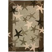 Found it at Wayfair - Starfish Field Rug