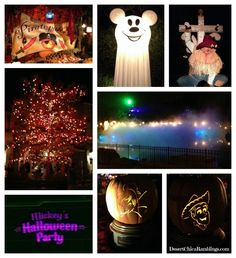 Our Experience at Mickey's Halloween Party #Disneyland #HalloweenTime #Travel
