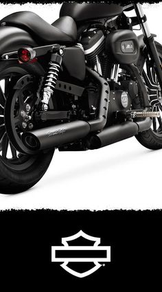 Screamin' Eagle Street Performance Sportster Shorty Dual Mufflers | Harley-Davidson