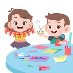 Find Kids Playing Together Vector Illustration stock images in HD and millions of other royalty-free stock photos, illustrations and vectors in the Shutterstock collection. Thousands of new, high-quality pictures added every day. Teacher Cartoon, Cartoon Kids, Art Drawings For Kids, Art For Kids, Kids Background, Baby Drawing, Kids Icon, Graphic Artwork, Creative Kids