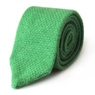 Cashmere Knitted Tie - Green http://timothyeverest.co.uk/shop/product.php?xProd=619&xSec=2