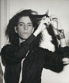 Patti Smith by Robert Mapplethorpe, 1978