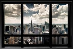 New York City Window 36x24 Dry Mounted Poster Wood Framed null,http://www.amazon.com/dp/B00FL178XK/ref=cm_sw_r_pi_dp_uF6Hsb013W8YMX1P