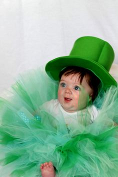 St. Paddy's Day TuTu